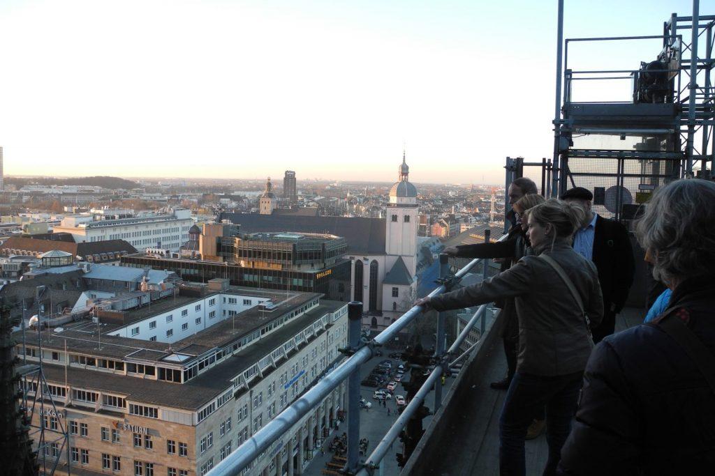 Köln von oben 1